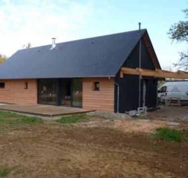 Autre maison ossature bois